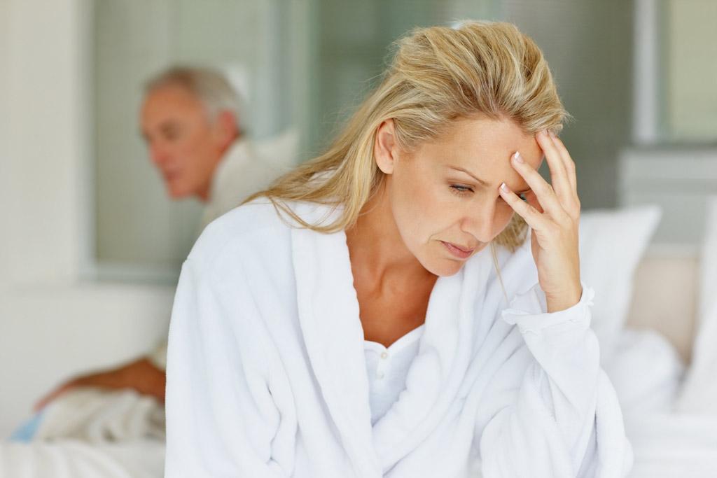 Menopauza, frigidita a bolest vaječníků