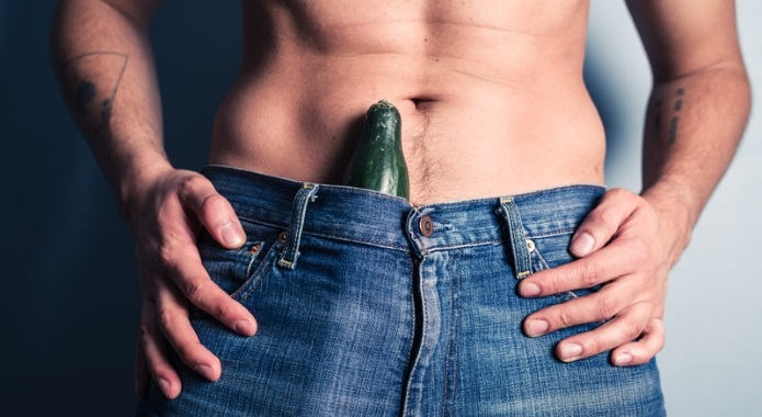Větší penis s výživovými doplňky